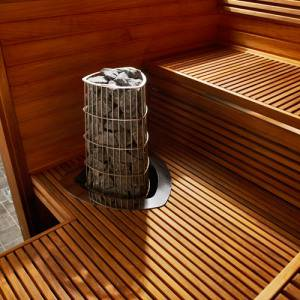 Harvia-Kiwi-P170-in-der-Sauna-Design