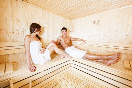 die sieben tods nden in der sauna saunaofen. Black Bedroom Furniture Sets. Home Design Ideas