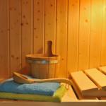 Wichtiges Zubehör für die Sauna