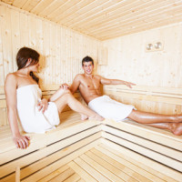 Todsünden - Sauna